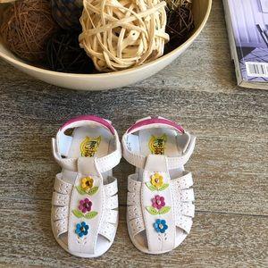 Rachel's Paisley Sandal